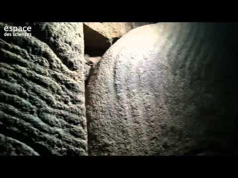 Le cairn de Gavrinis numérisé en 3D | Espace des sciences
