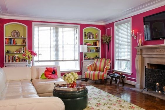 Trendy Ideas for living room paint colors to create stylish walls