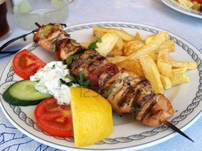 http://www.123rf.com/photo_4334620_greek-meal-pork-souvlaki.html