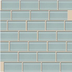 I think this is the tile weu0027re going with for the backsplash. Lowes