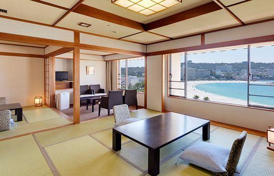 Guest Room Royal Floor «Nanki Shirahama Onsen-Shiraraso Grand Hotel-For swimming and sightseeing in Shirahama-