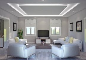 Modern Living Room Makeover Decorating Ideas 2019 Ceiling Design Living Room Ceiling Design Bedroom House Ceiling Design