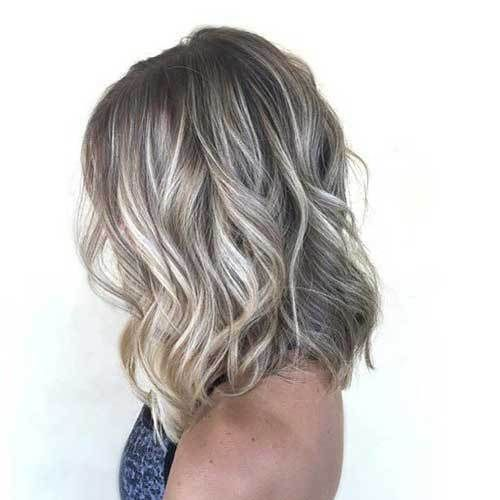 20 Best Blonde Balayage Short Hair With Images Ash Blonde