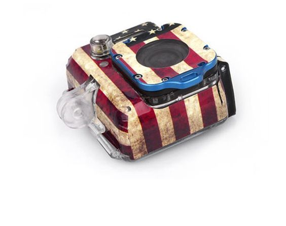 Find More Tripods Information about American Flag Sticker F Gopro Hero3 housing Case Sticker for Gopro HD Hero3/3+ Housing Camera accessory,High Quality Tripods from China Best Team Co. on Aliexpress.com