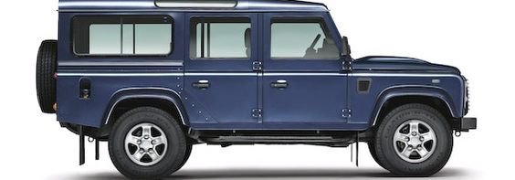 Le Defender de Land Rover est la seule voiture 7 places capable de vous emmenez sur toutes les routes. En effet, il a été conçu comme un véritable 4x4 et vous pouvez autant conduire dans le désert que sur les routes bitumées dans un confort irréprochable.  http://voitures7places.com/land-rover-defender-un-vrai-4x4-7-places/