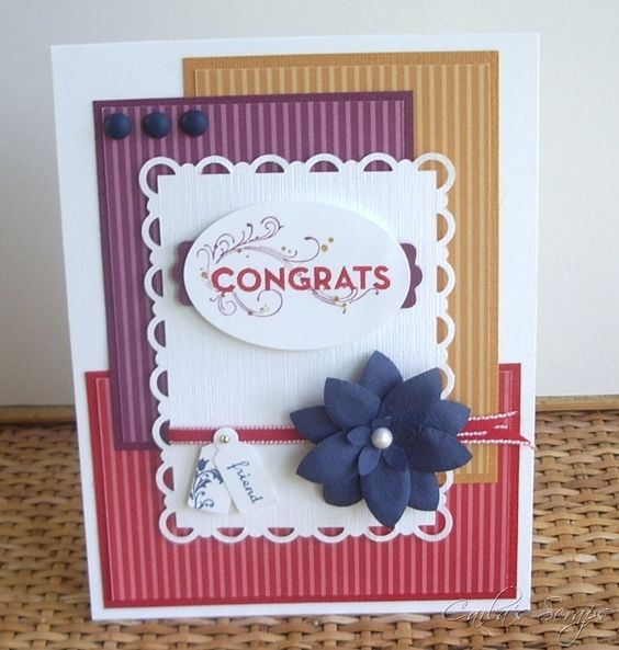 Congrats!  Carla's Scraps