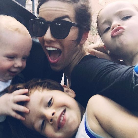 A day spent playground hopping with these three kiddos is a day well spent.  (a whole lot more from our day together on my snapchat: love.taza)