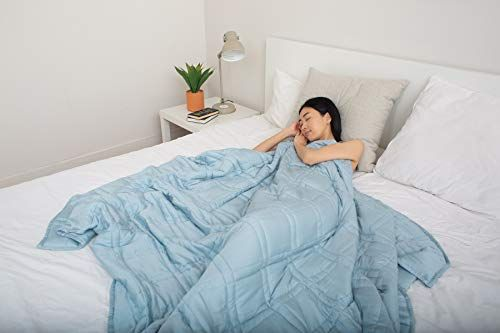 Cooling Weighted Blanket Perfect For Summer Chilled Https