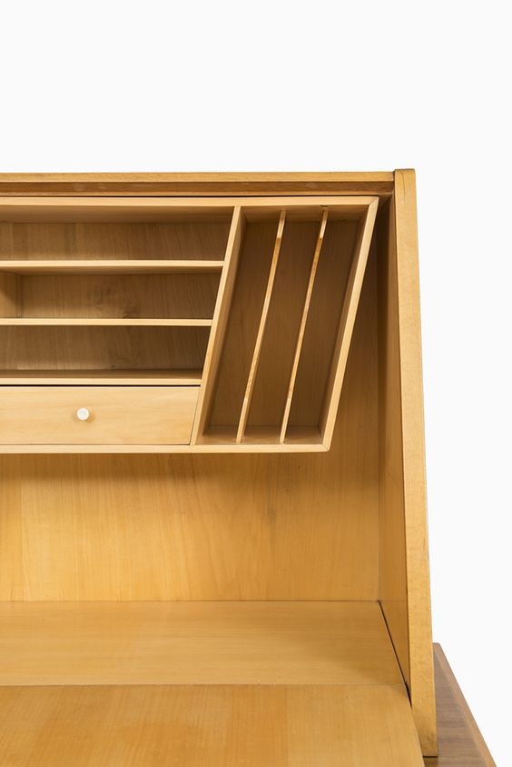 Secretaire probably designed by Axel Larsson at Studio Schalling