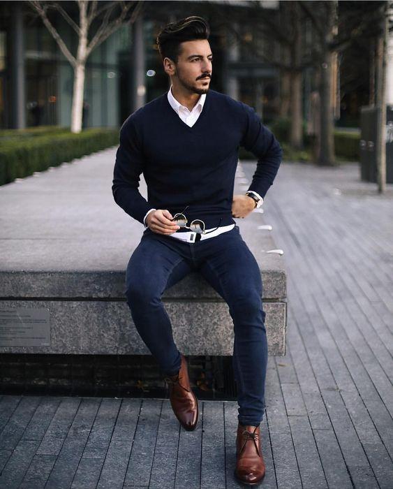 estilo casual elegante chique