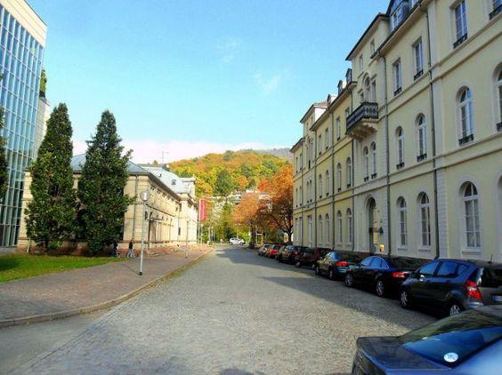 """Wohnung Baden-Baden, im """"Palais de la Gare"""" am alten Bahnhof (Festspiehaus), 81qm, 3 Zimmer, 366.000€"""