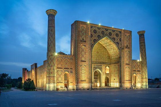 Samarkand tour #Samarkandtour