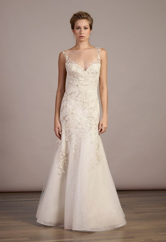 LIANCARLO Spring 2015 Wedding Dresses