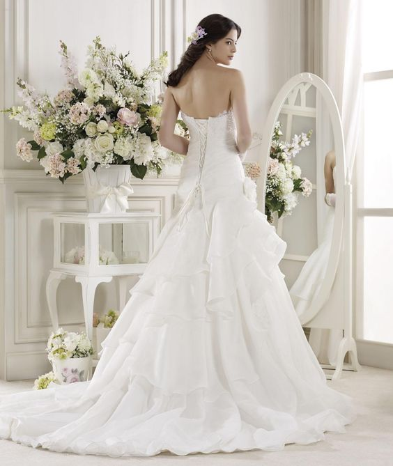 Wedding Dress Colet  COAB14040IV 2014
