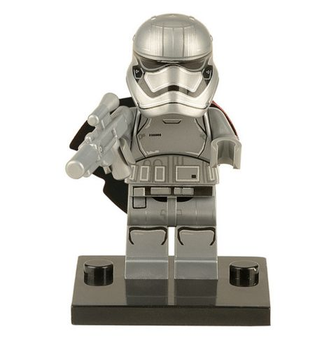 Star Wars Force Awakens Captain Phasma MiniFigure