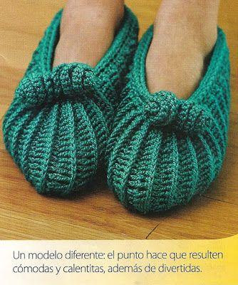 Materiales gráficos Gaby: Medias y pantuflas de abrigo