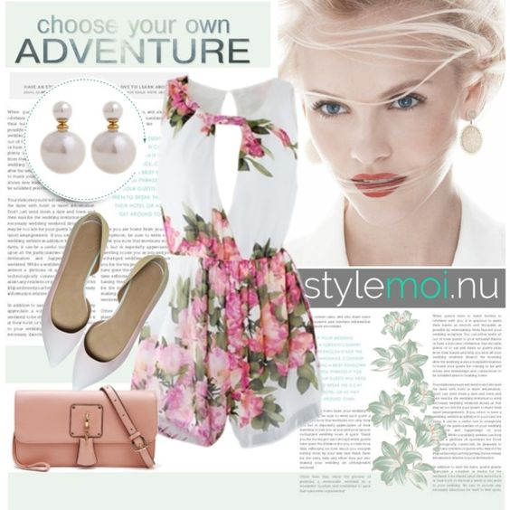 Stylemoi by j-sharon on Polyvore featuring GINTA and stylemoi