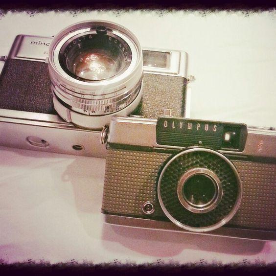 VE Rentals: Vintage cameras