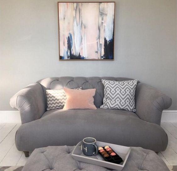 Loaf Grey Chair