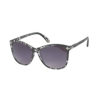 Euro-Eyewear Black Transparent Ink Fashion Sunglasses for Women Euro-Eyewear. $5.97