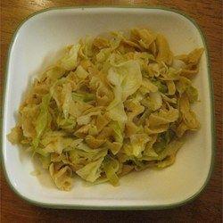 Transylvanian Cabbage and Noodles Allrecipes.com