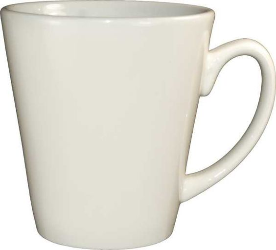 International Tableware Cancun™ Endeavor Cup American White, 14 oz, Ceramic (Case of 36) $57.53 ITW-83901