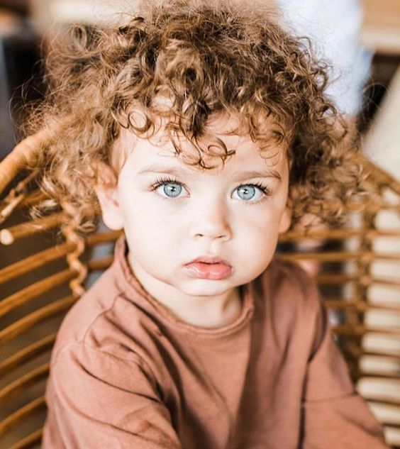 59 Cute Kids Photography Warm Photos Page 9 Of 59 In 2020 Curly Hair Baby Cute Kids Photography Blue Eyed Baby