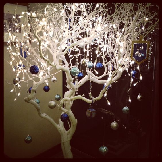 Tree Branches, Happy Hanukkah And Branches On Pinterest