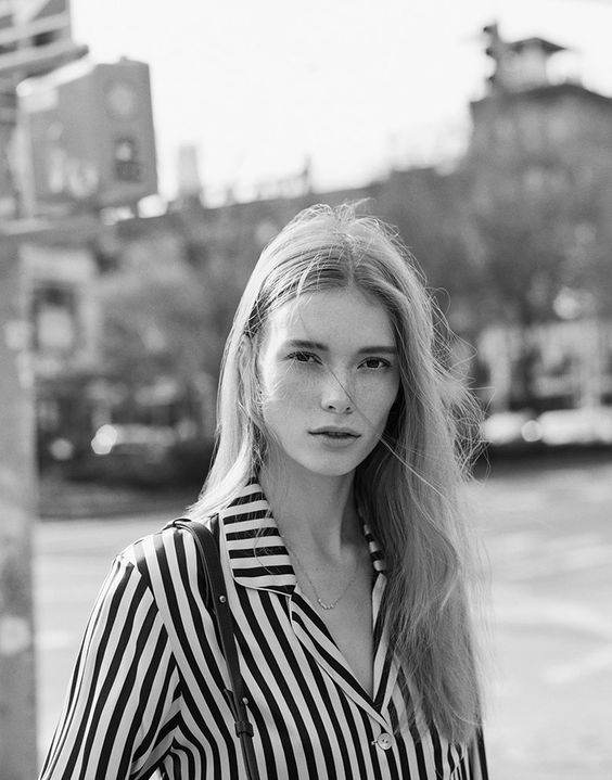 Julia Hafstrom for The Edit December 2015 | The Fashionography