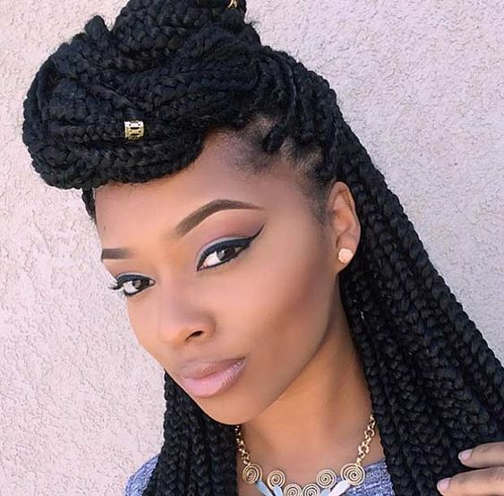 Pleasing Poetic Justice Beauty And Cute Box On Pinterest Short Hairstyles For Black Women Fulllsitofus