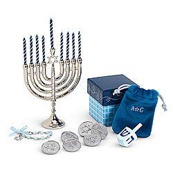 American Girl Hanukkah Gift Set for M