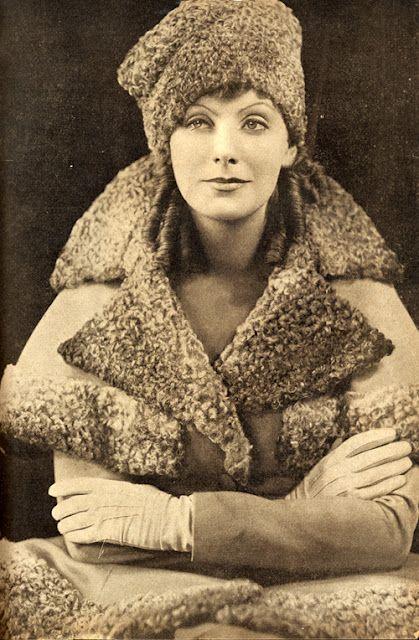 Greta Garbo, 1930:
