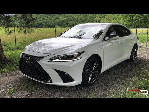 Lexus Es 350 F Sport 2019 Detail Data Their Videos Reviews Off Road Commercials Crash Tests And Images Features Price Specific In 2020 Lexus Es Lexus Lexus 350