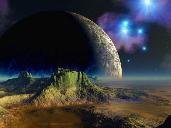 alien worlds pictures | Right click on the image and select 'save image as desktop wallpaper ...
