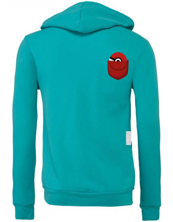 pocket pokemon Zipper Hoodie
