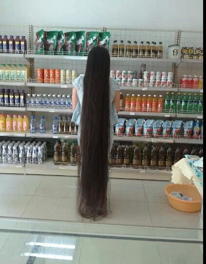 Girls with very beautiful super long hair - [ChinaLongHair.com]#.VKQPeMJ0xD8#.VKQPeMJ0xD8