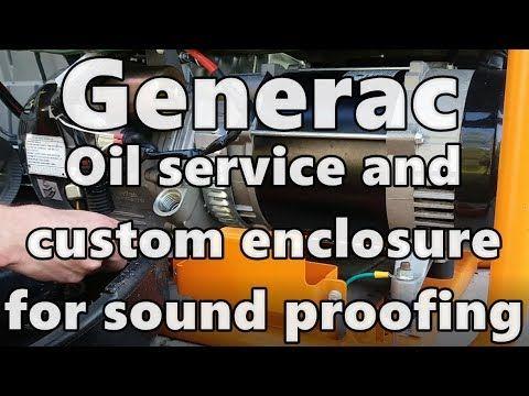 Generac 5000 Watt Generator Oil Backup Generator Portable Generator Generator Installation