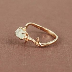 Nature Gem Ring