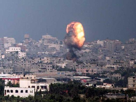 Vai a 98 o número de mortos em Gaza desde o início da ofensiva israelense | Umbuzeiro Online