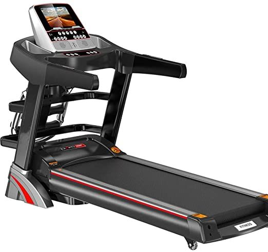 Yffss Ultra High Capacity Walk To Fitness Electric Treadmill Quiet Home Treadmill Fitness Folding At Home Gym Design Your Own Home Electric Treadmill