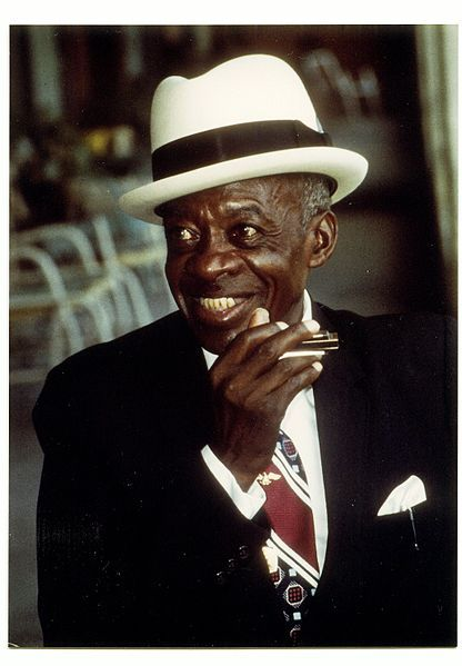 DeFord Bailey - first African-American member of the Grand Ole Opry and at one time of its biggest stars!