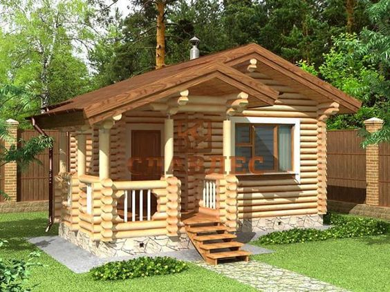 Outstanding Beautiful Simple Wood House And Log House Design House Largest Home Design Picture Inspirations Pitcheantrous