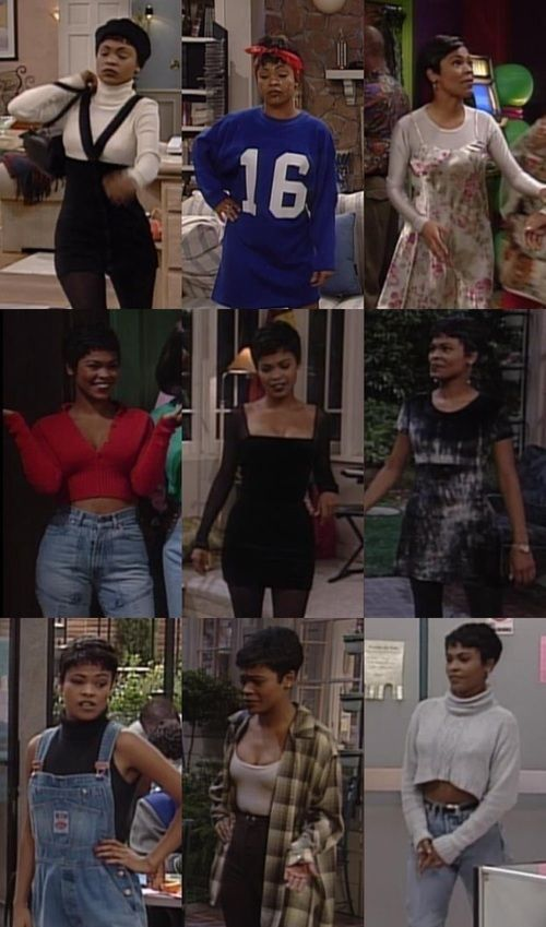 Black Girl 90s Inspired Outfits