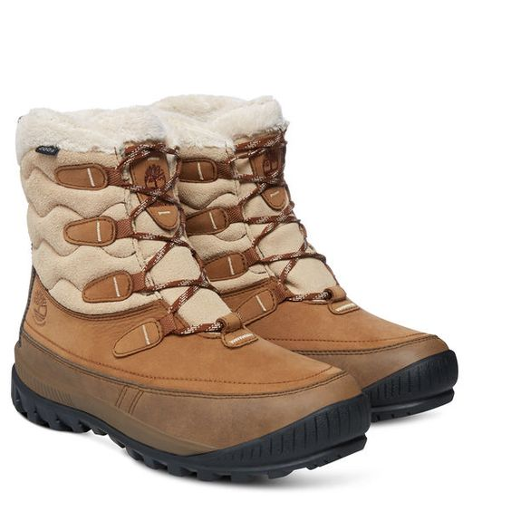 Woodhaven Mid Waterproof Insulated Femme | Timberland