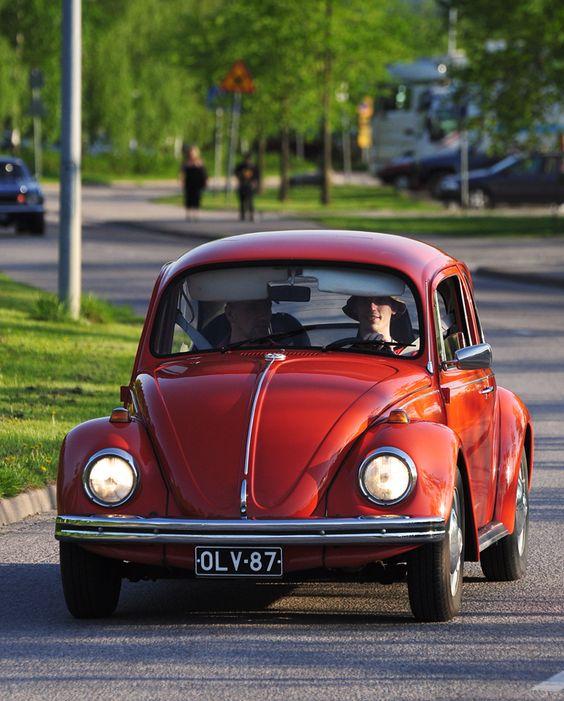 VW Beetle by ~thouben