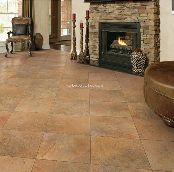 Living room flooring pictures scabos ege seramik for Tiled living room floor designs