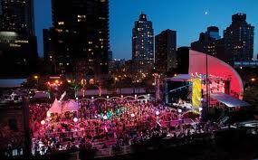 Midsummer Night Swing, Lincoln Center