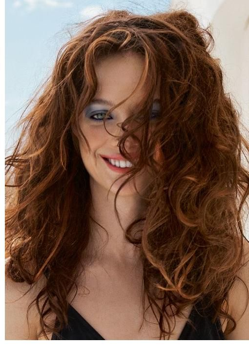 Frisuren Fur Locken 2019 Frisuren Langhaarfrisuren Und