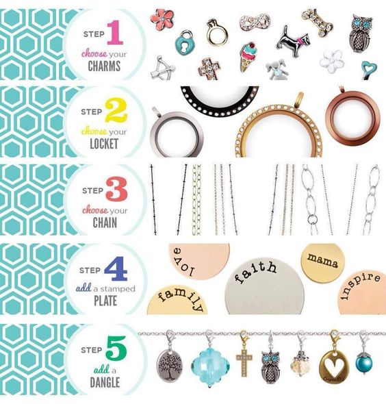 Origami Owl gives you such a unique way to tell your story with our Living Lockets! Plus the charms are so fun to collect!