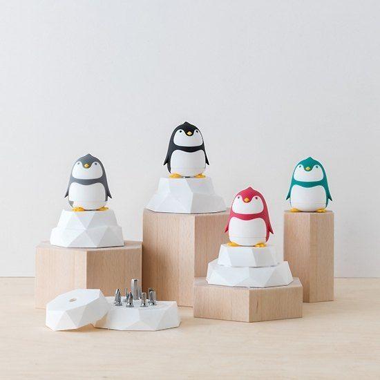 【Pinkoi獨家,限量預購】PenGuin 起子工具組-冰山款 - iThinking | Pinkoi